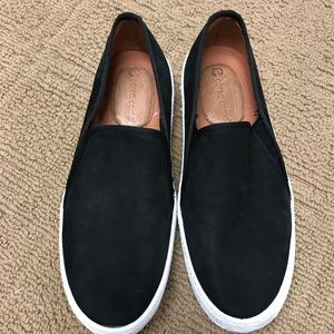 Leather Slip On Shoes by Corso  Size 8